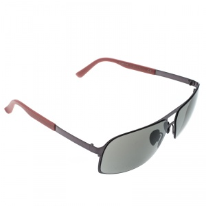 Porsche Design Black P'8579 Square Sunglasses