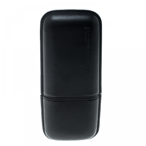 Porsche Design Black Leather Cigar Case