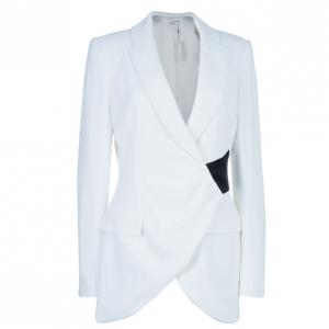 Prabal Gurung Tuxedo Wrap Jacket M