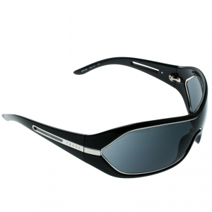 Prada Black SPR09H Shield Sunglasses