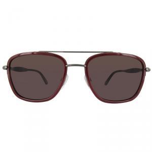 Roberto Cavalli Shiny Bordeaux/Roviex RC1023 Square Sunglasses