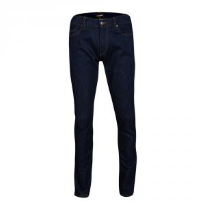 Roberto Cavalli Indigo Dark Wash Denim Straight Fit Jeans XL