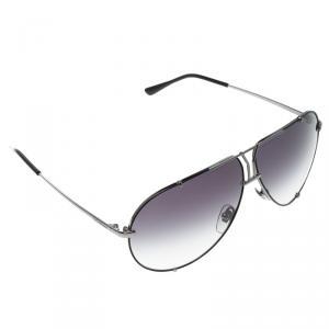 Saint Laurent Black YSL 2332/S Aviator Sunglasses