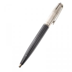 S.T. Dupont Textured Two Tone Metal Ballpoint Pen