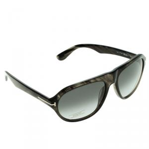 Tom Ford Black TF397 Ivan Oval Sunglasses