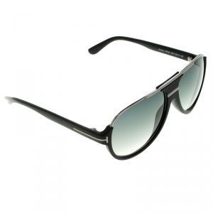 Tom Ford Black TF 334 Dimitry Aviator Sunglasses