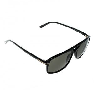 Tom Ford Black TF332 Terry Square Sunglasses