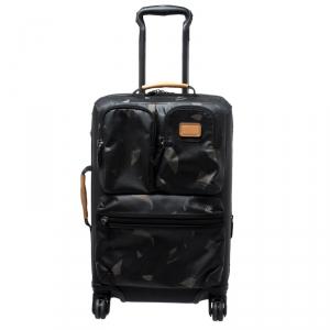 حقيبة سفر تومي ألفا برافو كيرتلاند ايكسباندال كاري اون نايلون بلاستيك أسود و قماش مقوى كامو