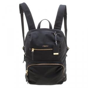 حقيبة ظهر تومي هارت فورد نايلون أسود