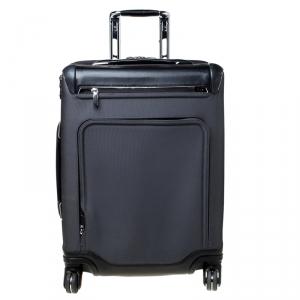 حقيبة سفر تومي فورت نايت تريب 31 نايلون رصاصية قابلة للتمدد