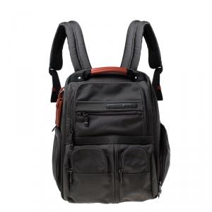 Tumi Dark Grey Nylon Compact Backpack