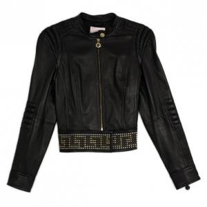Versace for H&M Studded Zipper Jacket S
