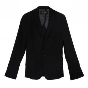 Zadig & Voltaire Swarovski Brooch Jacket XS