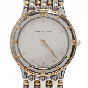 Audemars Piguet Classic SS White Women's Wristwatch 32MM