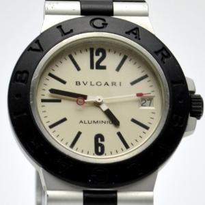 Bvlgari Diagono Aluminium Mens Wristwatch 44 MM