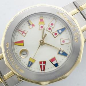 Corum Admiral Cup SS Womens Wristwatch 26 MM