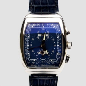 Dubey & Schaldenbrand Gran' Chrono Astro Mens Wristwatch 38 MM