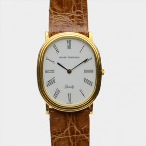 Girard Perregaux Classic Yellow Gold SS Womens Wristwatch 26 MM