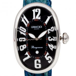 Grimoldi Milano Borgonovo Mens Wristwatch 40 MM
