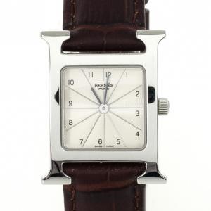 Hermes Heure H SS Ladies Wristwatch