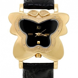 KC Diamond Gold Ladies Wristwatch