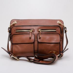 Missoni Leather Satchel