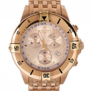 Navitec Pilote Tango Charlie SS Mens Chronograph Wristwatch 46 MM