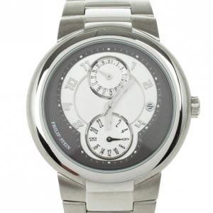 Philip Stein Active 31-AW-SS GMT Quartz Mens Wristwatch 38 MM
