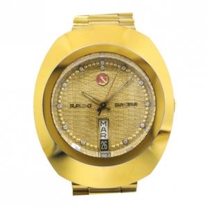 Rado DiaStar GPSS Diamonds Mens Wristwatch