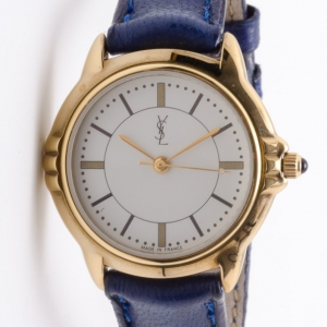 Yves Saint Laurent 510 Gold Plated Classic Collection Ladies Wristwatch