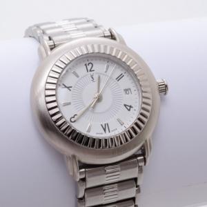Yves Saint Laurent Herrenuhr Ladies Watch SS/Silver