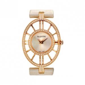 Valentino Swiss Movement Diamond Ladies Wristwatch