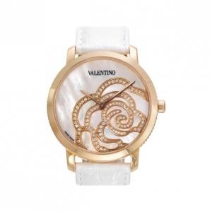 Valentino SS White Ladies Wristwatch