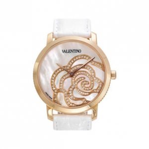 Valentino SS White Ladies Wristwatch