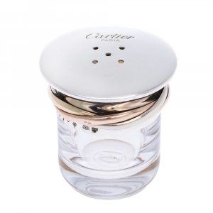Cartier Silver 925 Salt and Pepper Shaker