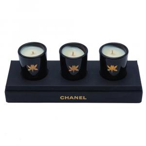 Chanel Scented Candles Set