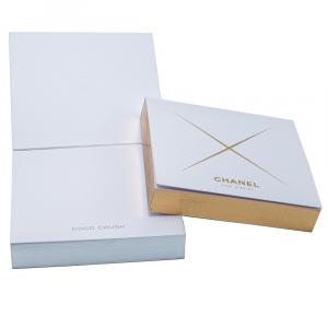 Chanel Notepad Set