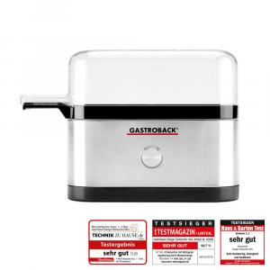 Gastroback Design Egg Cooker Mini (Available for UAE Customers Only)