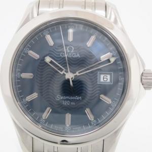 Omega Seamaster SS Unisex Wristwatch 36 MM