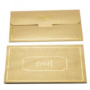 Piaget Envelopes Set