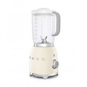 Smeg 50's Retro Style Aesthetic 1.5 Liter Blender, Cream (Available for UAE Customers Only)