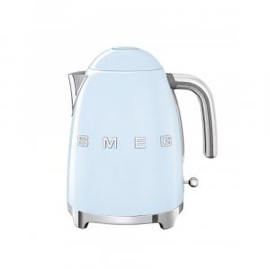 Smeg 50's Retro Style 1.7 Liter Kettle, Pastel Blue (Available for UAE Customers Only)