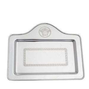 Versace Silver 925 Medusa Serving Tray