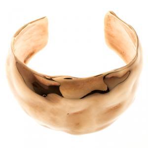 Alexis Bittar Liquid Gold Organic Open Cuff Bracelet