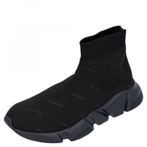 Balenciaga Black Speed 2.0 Sneaker Size EU 39