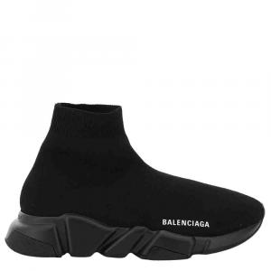 Balenciaga Black Speed Sneakers Size IT 36