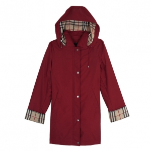 Burberry Layered Raincoat S