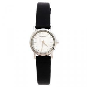 Burberry Silver Stainless Steel BU1761 Women's Wristwatch 22MM