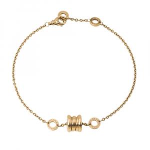 Bvlgari B.Zero1 Soft 18K Yellow Gold Bracelet