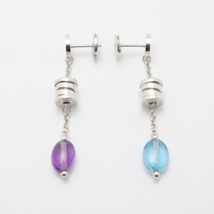 Bvlgari B.Zero1 18Kt Pendant Earrings